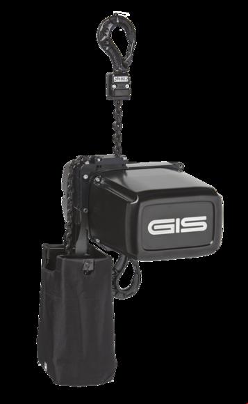 GIS LPM 250 hoist