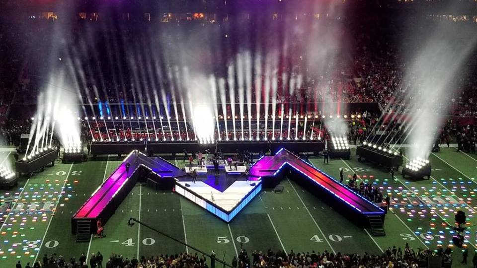 Super Bowl Half-time show debuts Rayzor 760