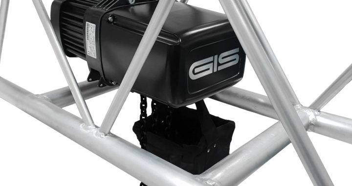 GIS Launches Two New Lightweight Hoists for Mobile Use